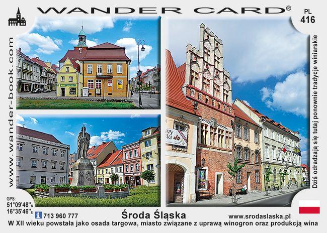 Środa Śląska miasto