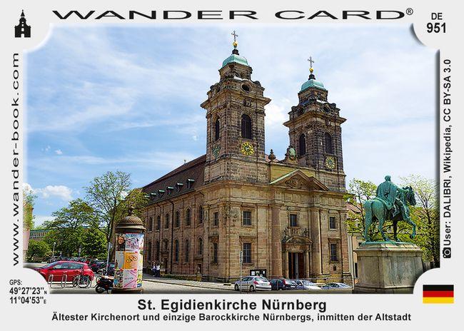 St. Egidienkirche Nürnberg
