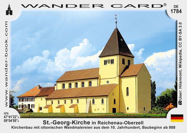 St.-Georg-Kirche in Reichenau-Oberzell