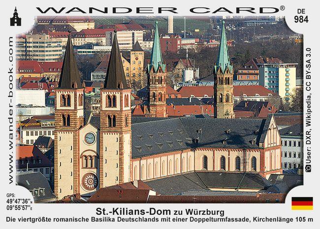 St.-Kilians-Dom zu Würzburg