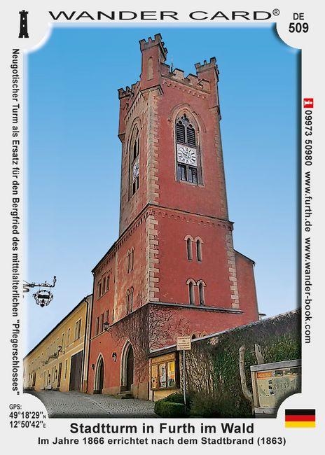Stadtturm in Furth im Wald