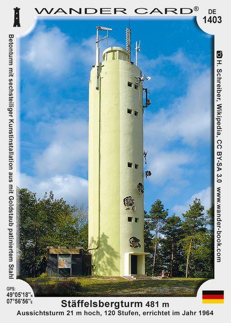 Staffelsbergturm