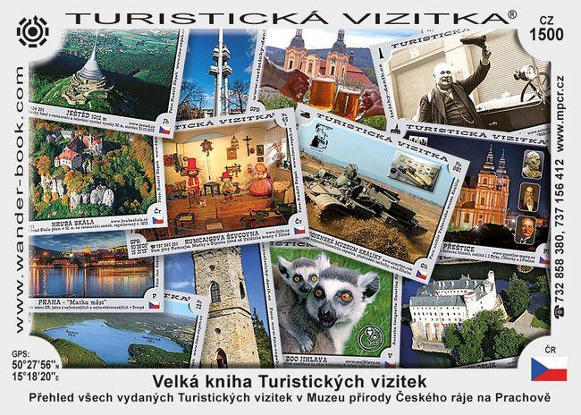 Stálá výstava Turist. vizitek na Prachově