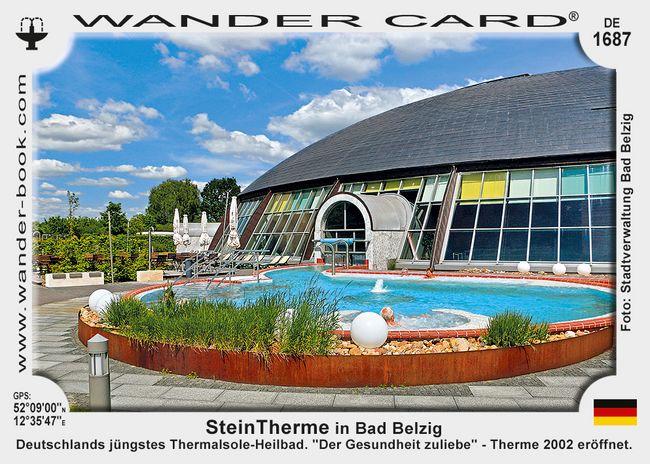 SteinTherme in Bad Belzig