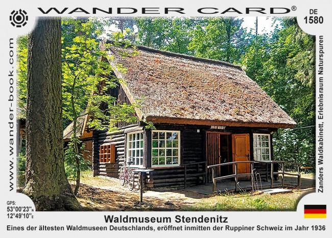 Stendenitz Waldmuseum