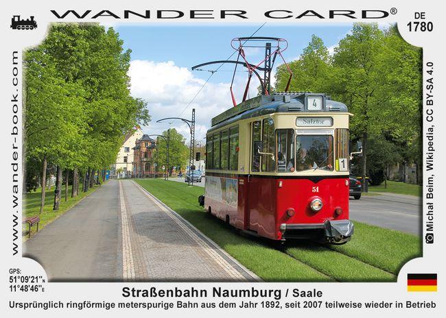 Straßenbahn Naumburg / Saale