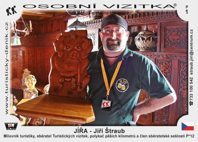Jiří Štraub – JÍŘA