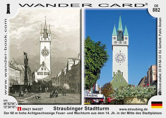 Straubinger Stadtturm