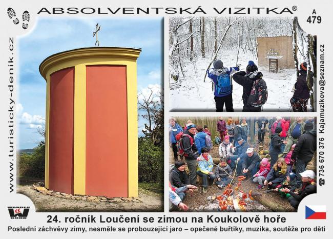 24. ročník Loučení se zimou na Koukolově hoře