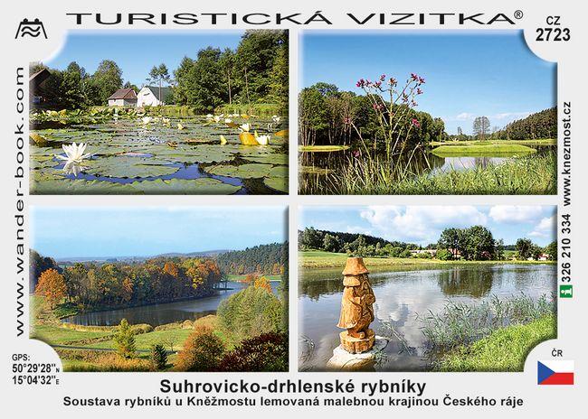 Suhrovicko - Drhlenské rybníky