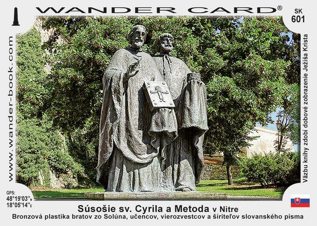 Súsošie sv. Cyrila a Metoda v Nitre