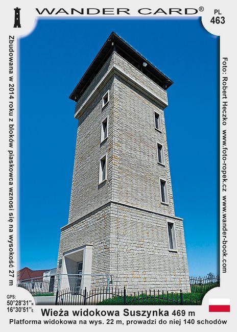 Suszynka wieża widokowa