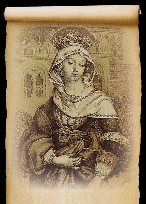 Sv. Alžběta Durynská