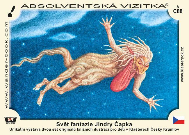 Svět fantazie Jindry Čapka