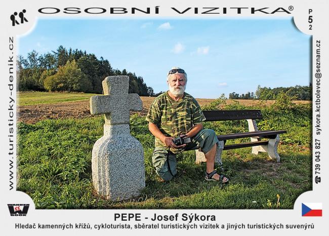 Josef Sýkora – PEPE