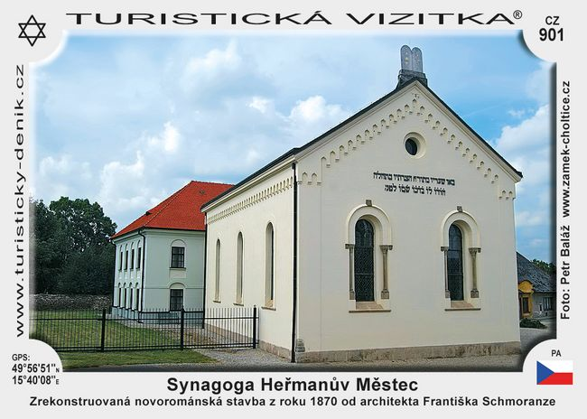 Synagoga Heřmanův Městec