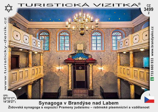 Synagoga v Brandýse nad Labem