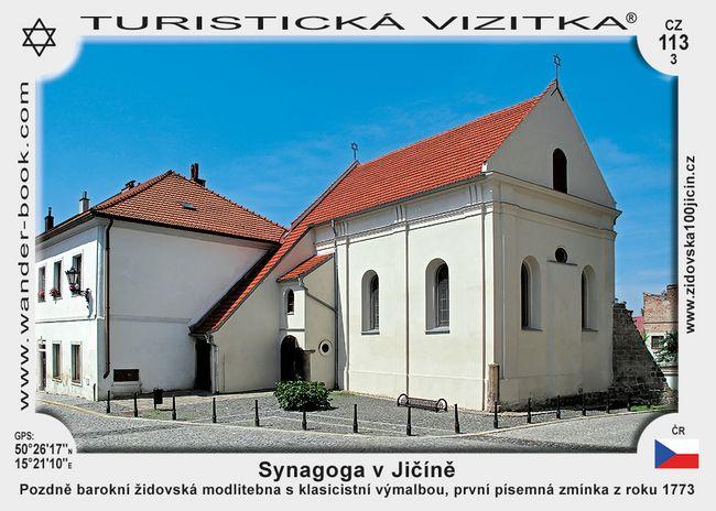 Synagoga v Jičíně