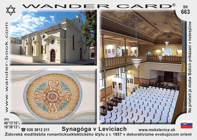 Synagóga v Leviciach