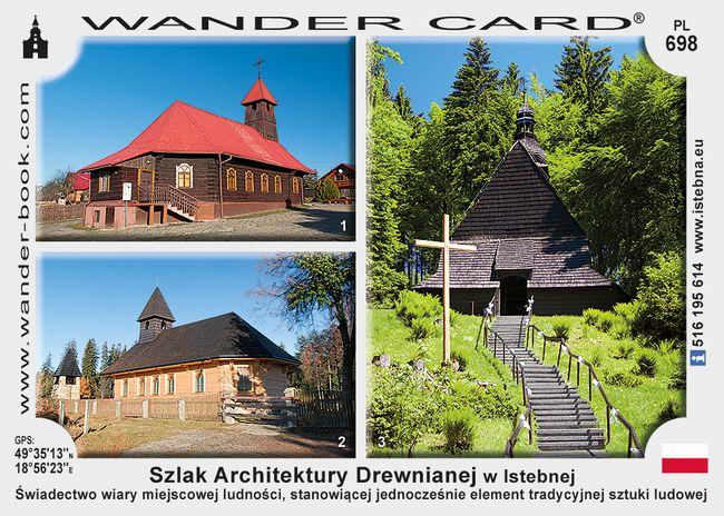 Szlak Architektury Drewnianej w Istebnej