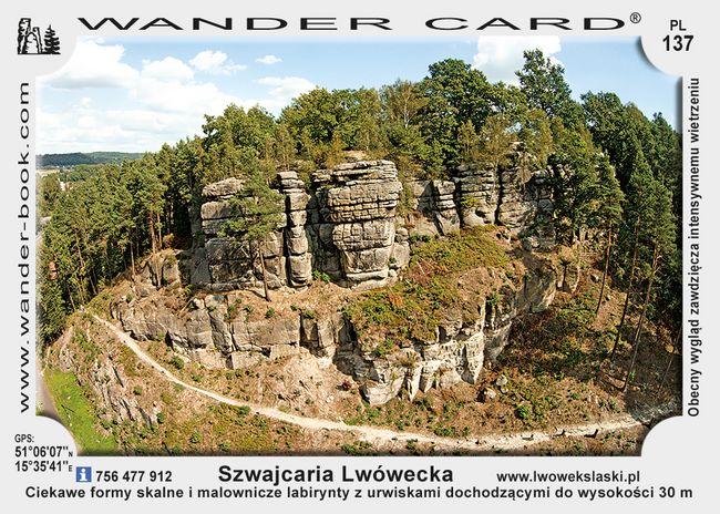 Szwajcaria Lwówecka
