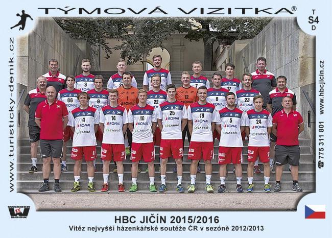 HBC Jičín 2015/2016
