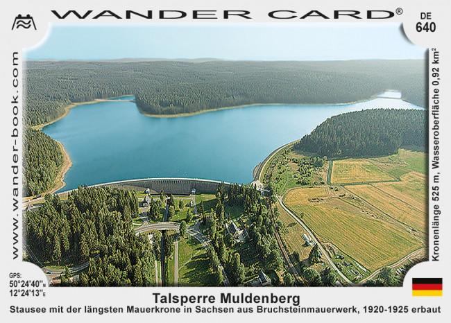 Talsperre Muldenberg