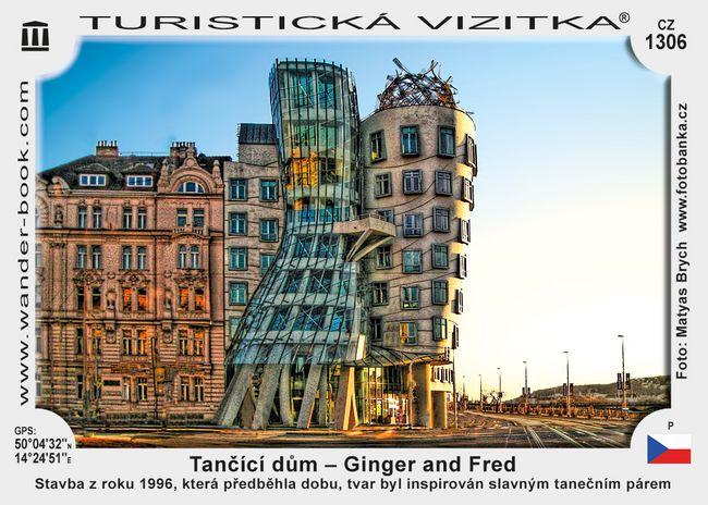 Tančící dům - Ginger and Fred