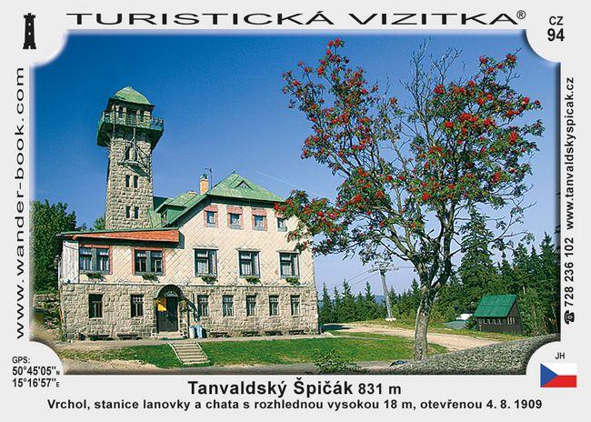 Tanvaldský Špičák