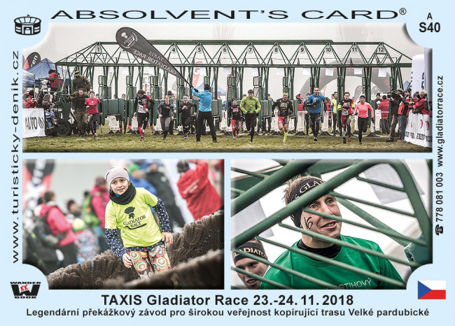 Taxis Gladiator race 2018