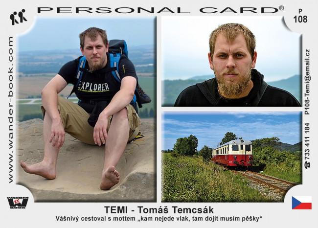 Temcsák Tomáš - TEMI