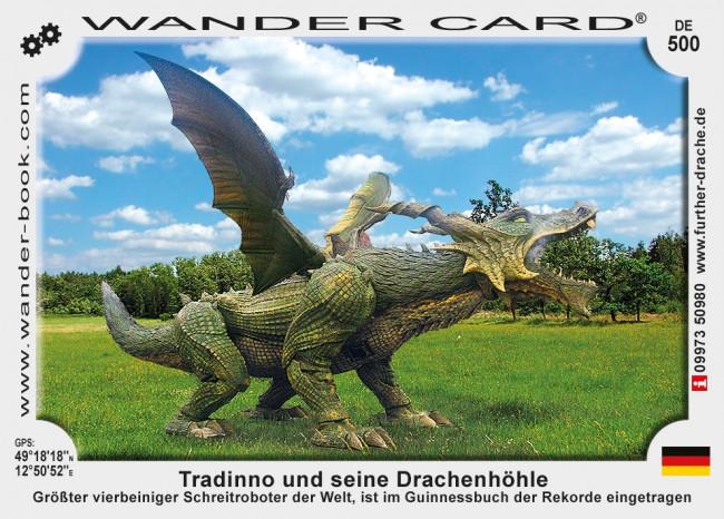 Tradinno und seine Drachenhöhle