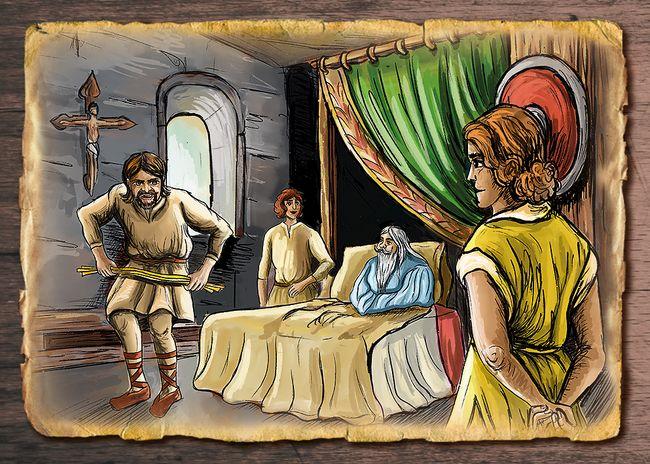 Tri Svätoplukove prúty
