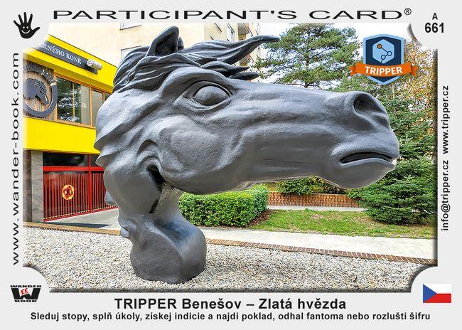 TRIPPER Benešov – Zlatá hvězda