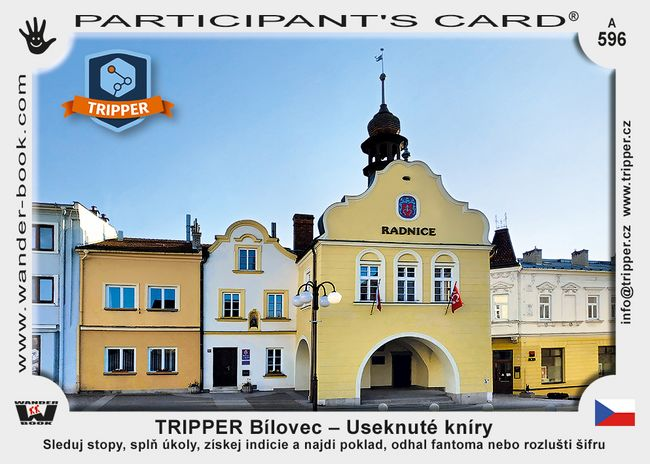TRIPPER Bílovec – Useknuté kníry