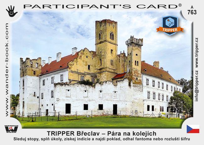 TRIPPER Břeclav – Pára na kolejích