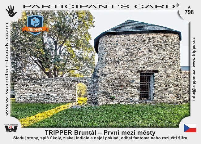 TRIPPER Bruntál – První mezi městy