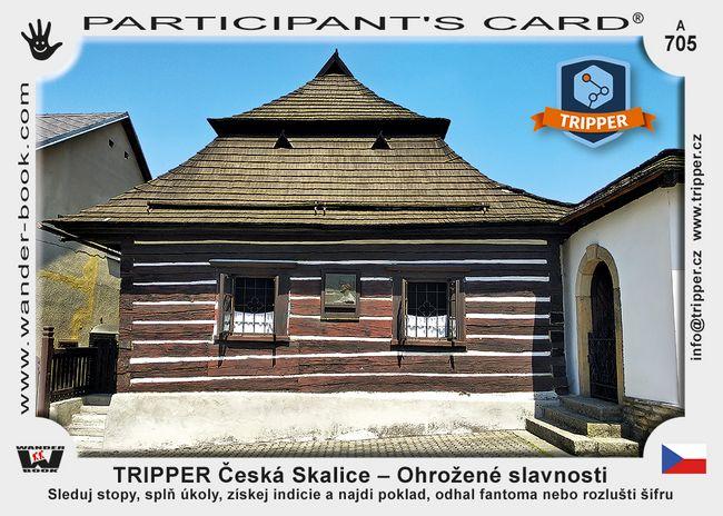 TRIPPER Česká Skalice – Ohrožené slavnosti