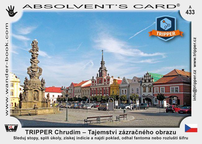 TRIPPER Chrudim – Tajemství zázračného obrazu