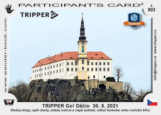 TRIPPER Go! Děčín  30. 5. 2021