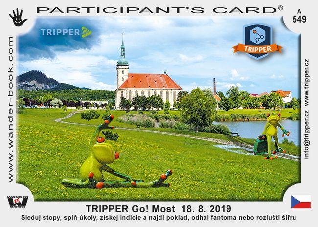 TRIPPER Go! Most  18. 8. 2019