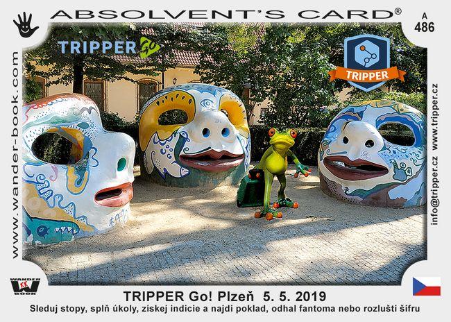 TRIPPER Go! Plzeň  5. 5. 2019