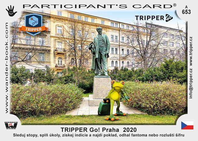 TRIPPER Go! Praha  2020