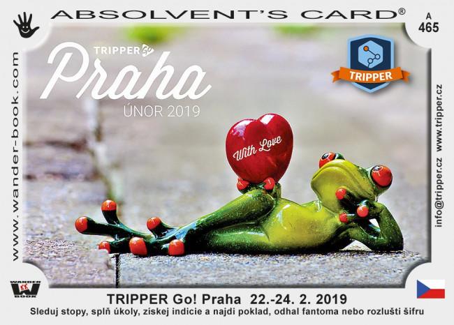 TRIPPER Go! Praha  22.-24. 2. 2019