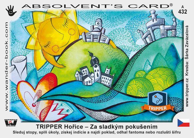TRIPPER Hořice – Za sladkým pokušením