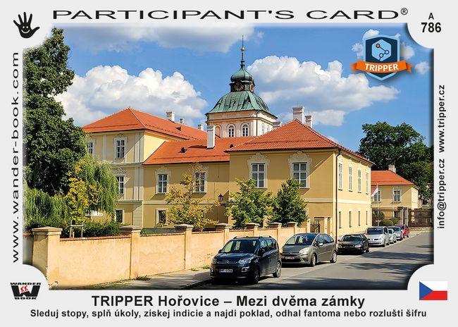 TRIPPER Hořovice – Mezi dvěma zámky