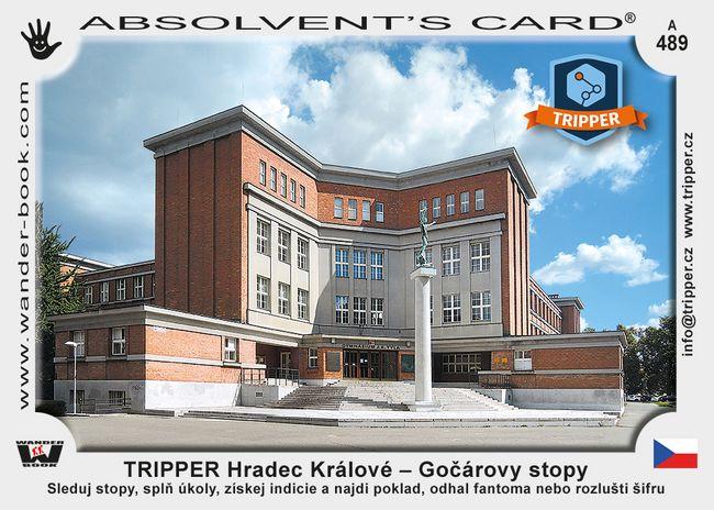 TRIPPER Hradec Králové – Gočárovy stopy