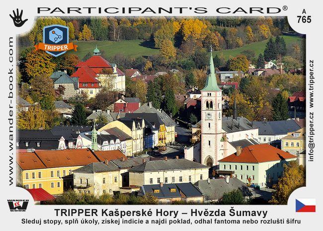 TRIPPER Kašperské Hory – Hvězda Šumavy