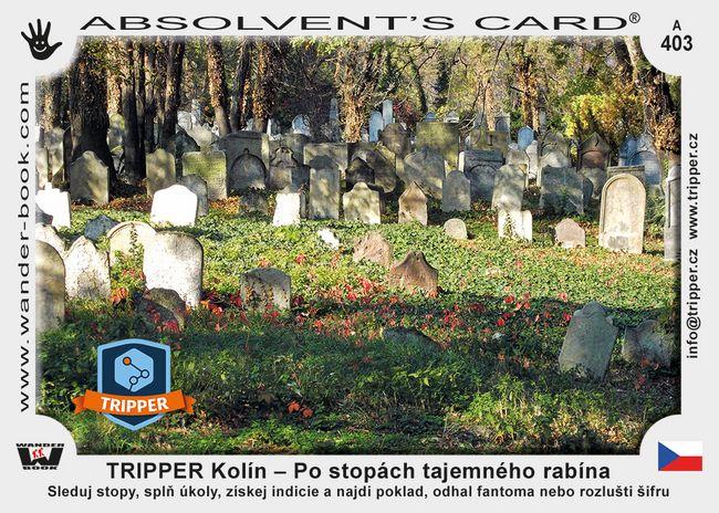 TRIPPER Kolín – Po stopách tajemného rabína