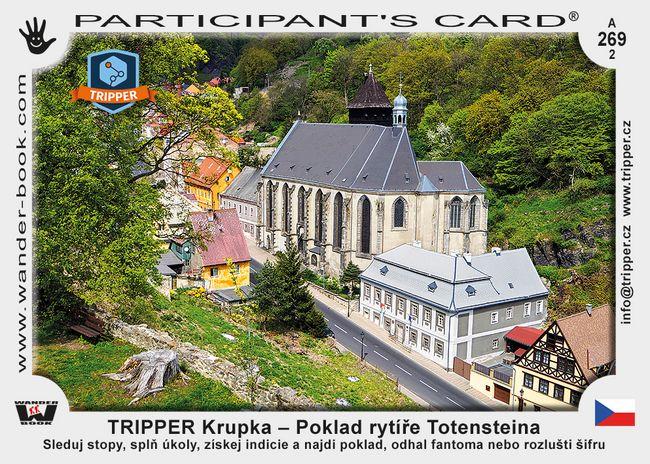 TRIPPER Krupka – Poklad rytíře Totensteina
